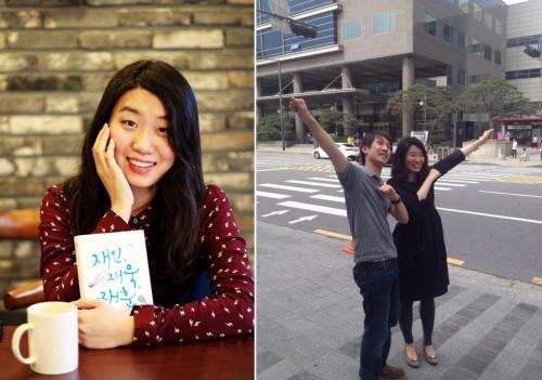 우측 사진의 청년은, 를 쓴 아사이 료 입니다.(사진출처 spitzholics님의 트위터)