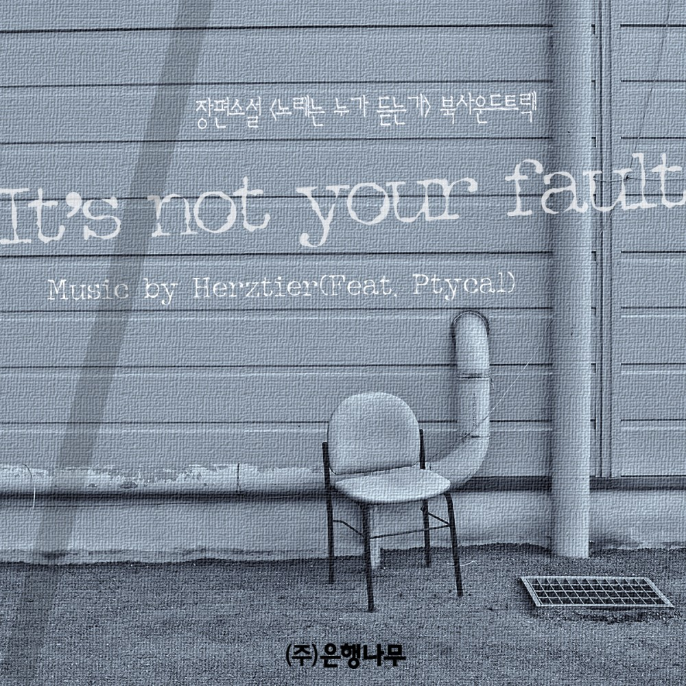 It'snotyourfault 재킷